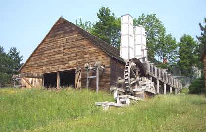 Rolling & Slitting Mill