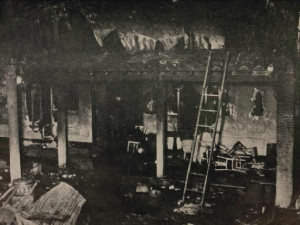 Cocoanut Grove Fire Dining Room