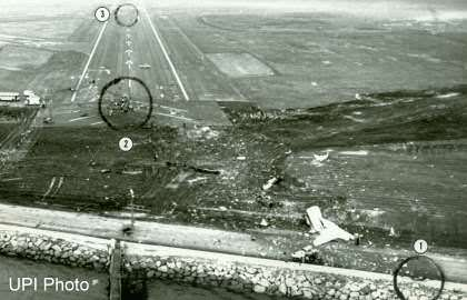 1973 Delta Crash, Runway 4R