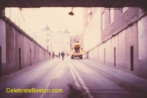 Harvard Square Collision Incline