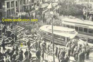 Tremont Street Subway Explosion, 1897