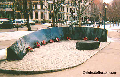 Vendome Firefighters Memorial
