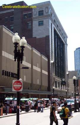 Downtown Crossing From Bromfield Street