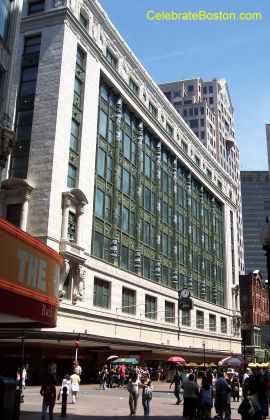 Old Filene's Building
