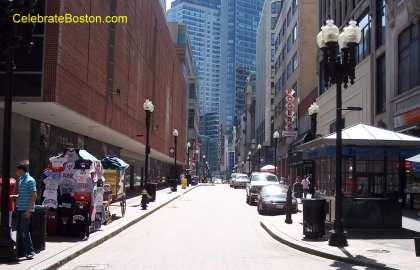 Washington Street Looking South