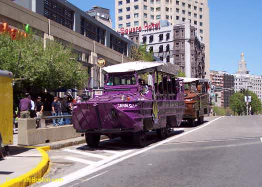 Duck Tours North End Norma