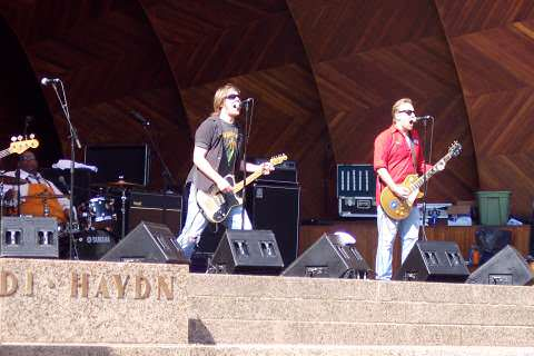 Soul Asylum At The EarthFest