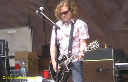 Gin Blossoms Guitarist