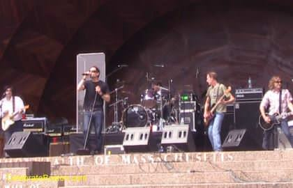 Gin Blossoms, EarthFest 2010