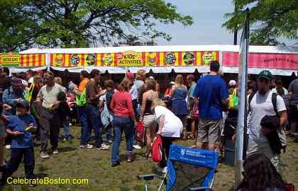 Kids Planet Activites Tent