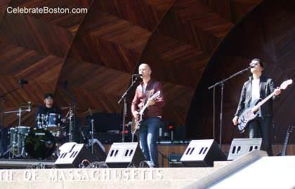 EarthFest 2011 Ed Kowalczyk Band