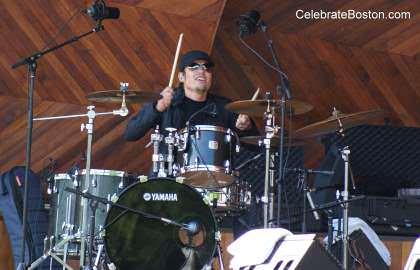 Ed Kowalczyk Drummer