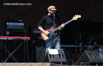 OK Go Bassist