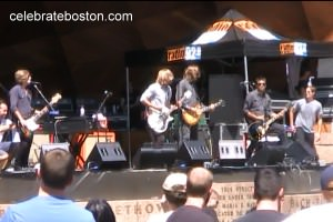 Switchfoot at EarthFest Boston 2012