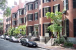 Hidden Gardens of Beacon Hill Tour