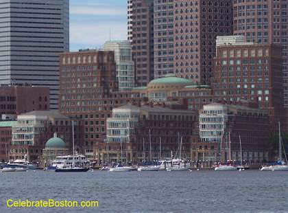 Harbor Hotel From East Boston