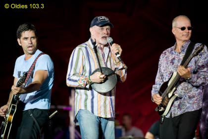 Beach Boys At The Hatch Shell With John Stamos