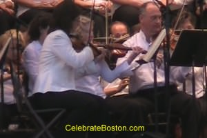 Boston Landmarks Orchestra at the Hatch Shell