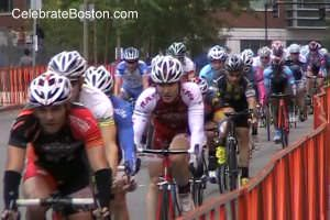 Mayor&#39;s Cup Bike Race on New Chardon Street
