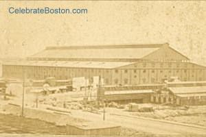 National Peace Jubilee Coliseum (demolished)
