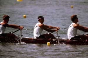 Olympic Sculling