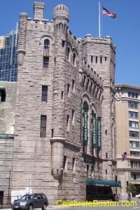 Park Square Castle