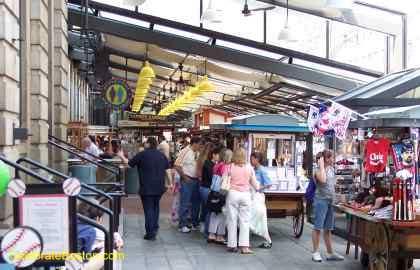 Marketplace Canopy