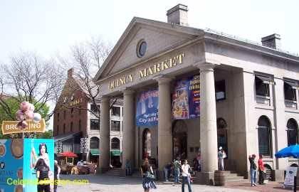 Quincy Market Central Building