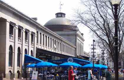 Quincy Market South Side