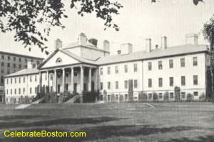 MGH Bulfinch Building with Former Ether Dome Operating Room