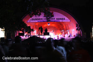 Hatch Shell Concerts, 103.3 WODS Free Summer Concert Series