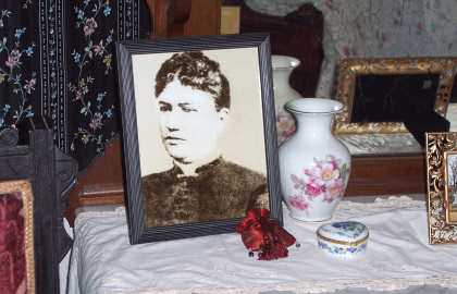 Mrs. Abby Borden