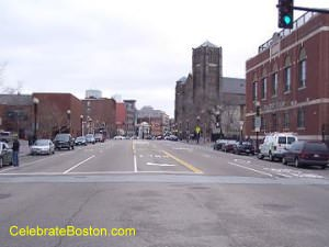 Boston Neck Today, Where The Gallows Stood