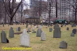 Central Burying Ground Ghosts