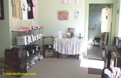 Lizzie Borden Gift Shop