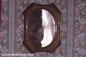 Lizzie Borden Haunted House Reflection