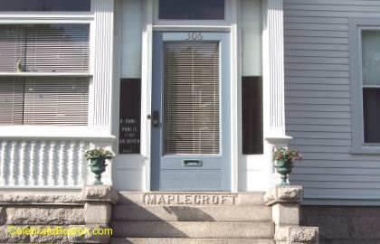 Maplecroft Facade