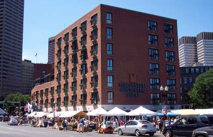 Millennium Bostonian Hotel In Boston