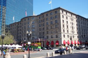 Fairmont Copley Plaza Hotel Boston
