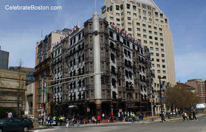 Copley Square Hotel Boston
