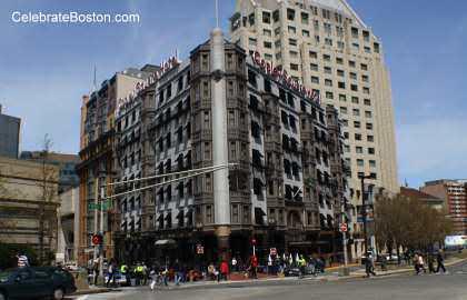 Copley Square Hotel Boston