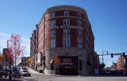 Hotel Buckminster Boston