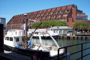Marriott Long Wharf Boston Hotel