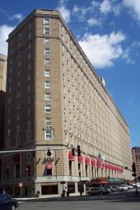 Park Plaza Hotel Boston