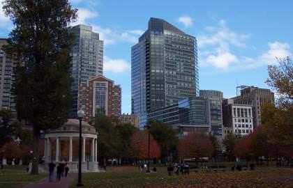 Ritz-Carlton Hotel Boston