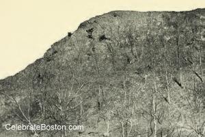 Rag Rock Indian Legend, Woburn Massachusetts