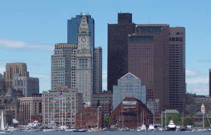 Boston Salaries