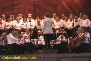 Beethoven's 9th Symphony by Boston Landmarks Orchestra