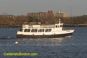 Charlestown Long Wharf Ferry