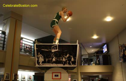 Larry Bird Statue